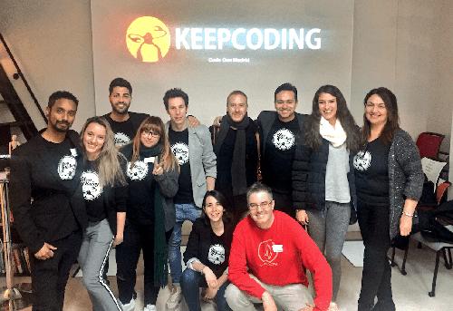 El equipo de KeppCoding