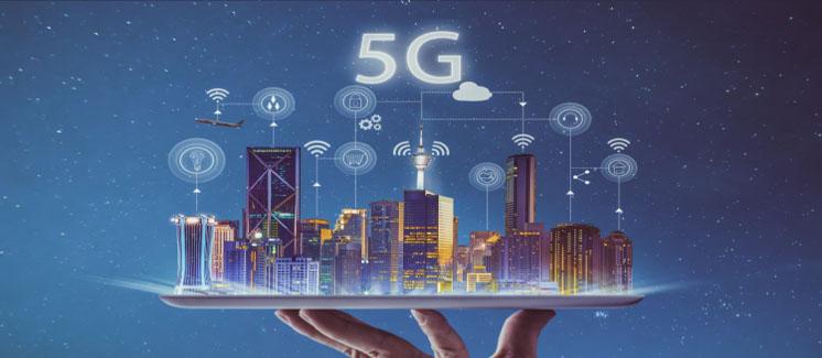 Ciudad interconectada 5G