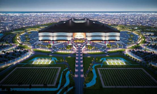 Estadium de Al Bayt