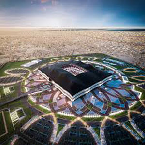 Estadium de Al Bayt-Qatar
