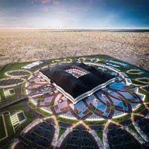 Estadium de Al Bayt-Qatar