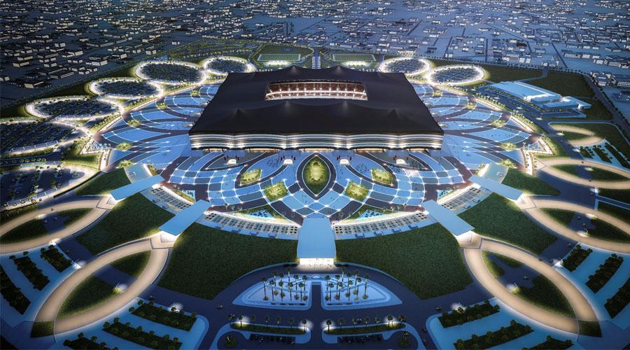Qatar 2022 Diseño del Segundo Estadio