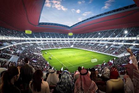 AlBayt Stadium AlKhor City