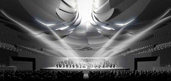 Auditorio de Astana