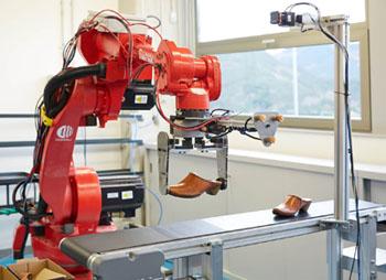 Automatización Robotica Industrial