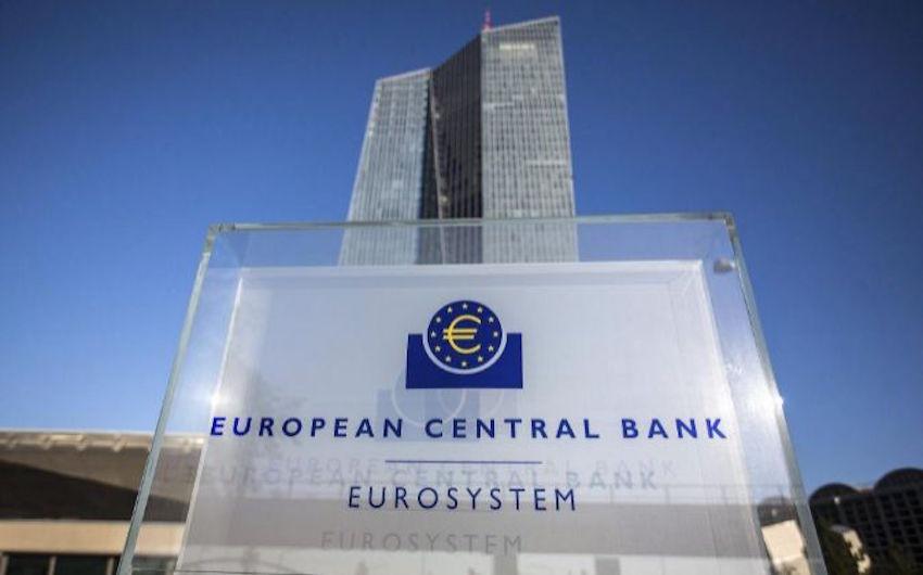 BCE, Banco Central de Europa.