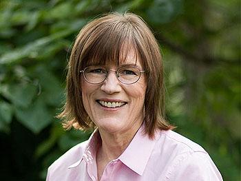 La autora, Barbara Oakley