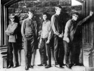 Bluesology en 1965