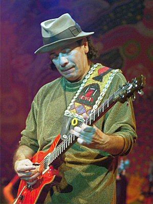 Carlos Santana en Munich