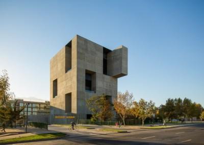 Centro de Innovacion UC Anacleto Angelini en Chile