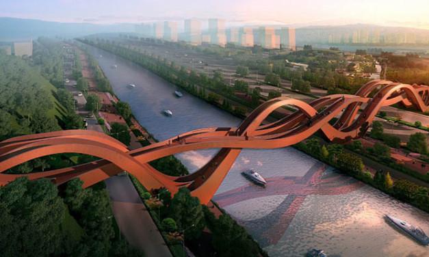 El Puente del Río Dragón en China