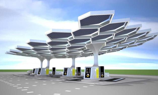 Gasolineras del futuro