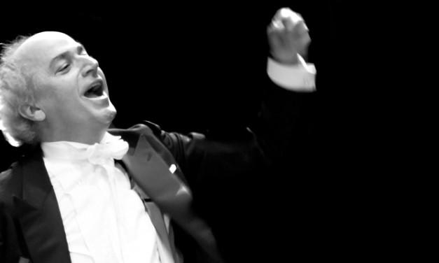 Eduardo Marturet, director de Orquesta