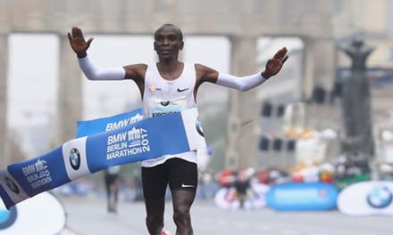 Eliud Kipchoge: RECORD MUNDIAL en Maratón