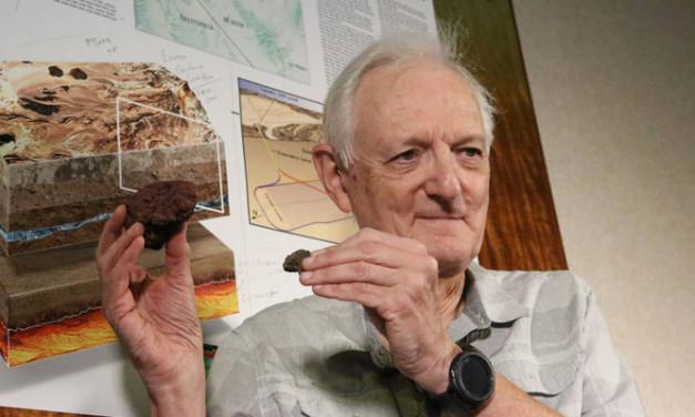 Los humanos florecieron a través del súper volcán Toba