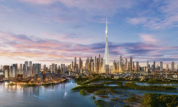 Construirán la Torre más alta del Mundo en DUBAI