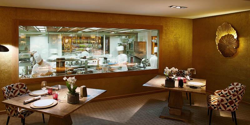 Restaurante Santceloni: Sabores de Buena Cocina