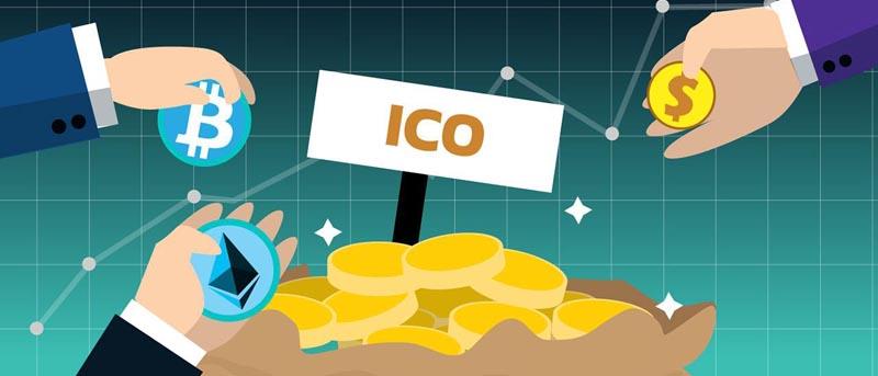 ICO, dinero, bitcoin, ethereum