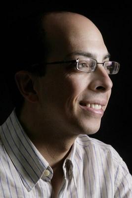Jorge Volpi, ganador del Premio Alfaguara 2018 (PRNewsfoto/Penguin Random House Grupo)