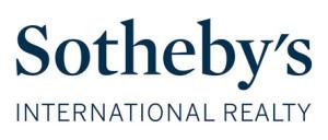 Logo Sotheby's International realty