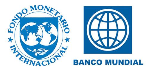 LOGOS-FMI-BANCO-MUNDIAL