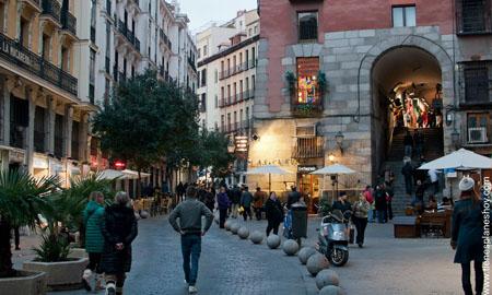 Madrid, Centro.
