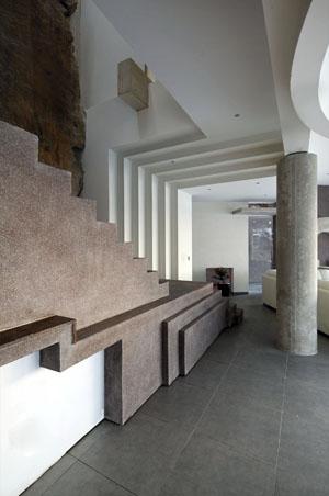 Interior de la Casa Veronica