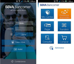 Mexico app-bancomer-movil