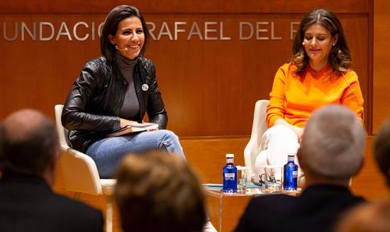 Miriam Gonzalez en entrevista