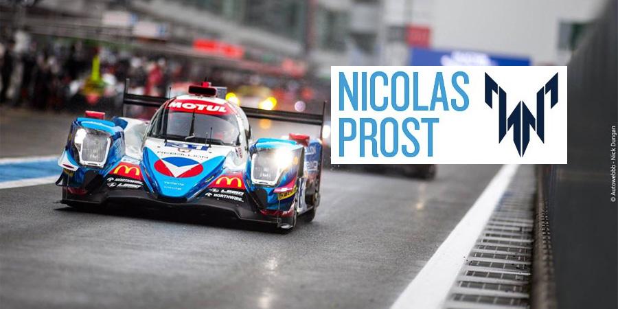 Nicolas Jean Prost, exitoso piloto de Formula E