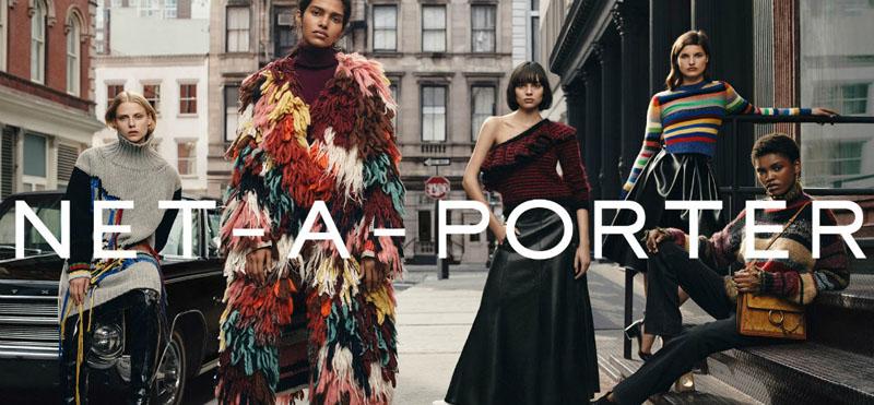 Net-A-Porter Fall AD 2016