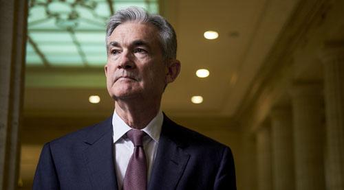 Presidente de la Reserva Federal de los Estados Unidos, Jerome Powell