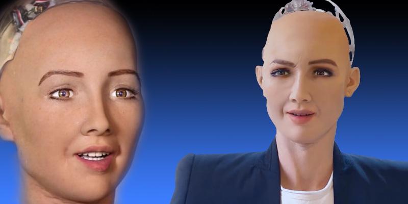 Sophia, el robot