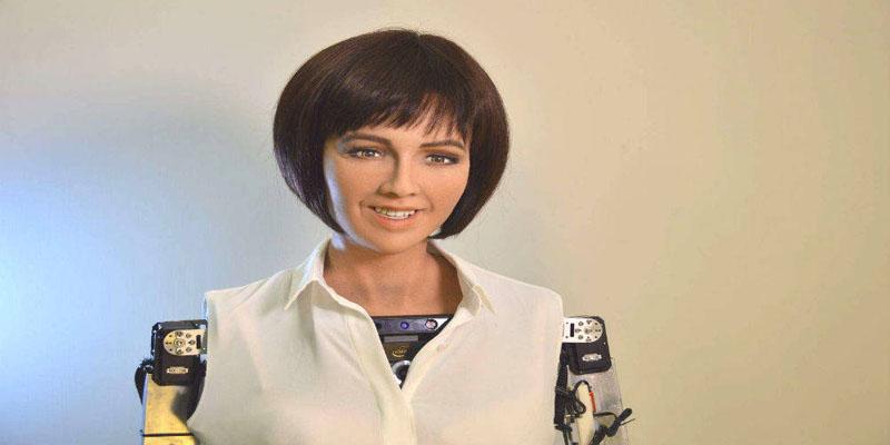 Sophia, el robot más célebre y avanzado en Emerge Americas 2018