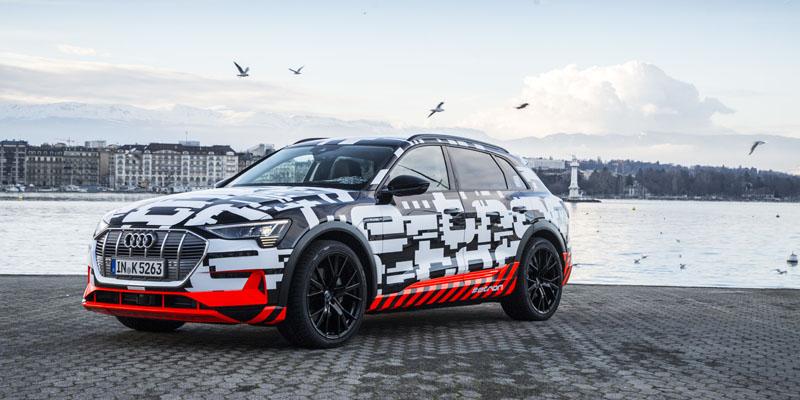 Nuevo  Audi totalmente eléctrico