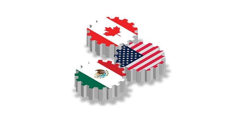 El 53% de las empresas de Estados Unidos no comercian con Canadá y México