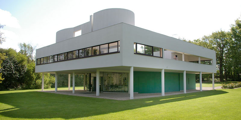 Le Corbusier: Patrimonio de la Humanidad