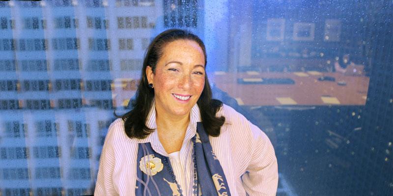 VIOLY Mc CAUSLAND,  La Reina de Wall Street