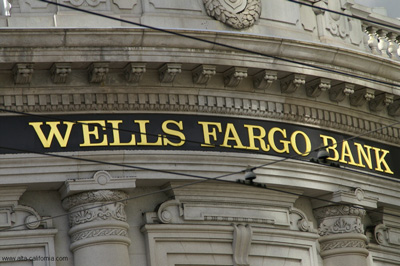 Fachada Wells Fargo Bank