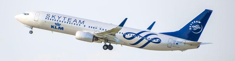 Avión SkyTeam