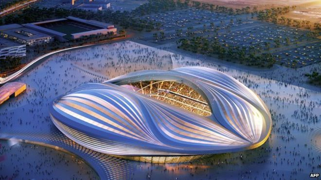 Estadium de Al Wakrah