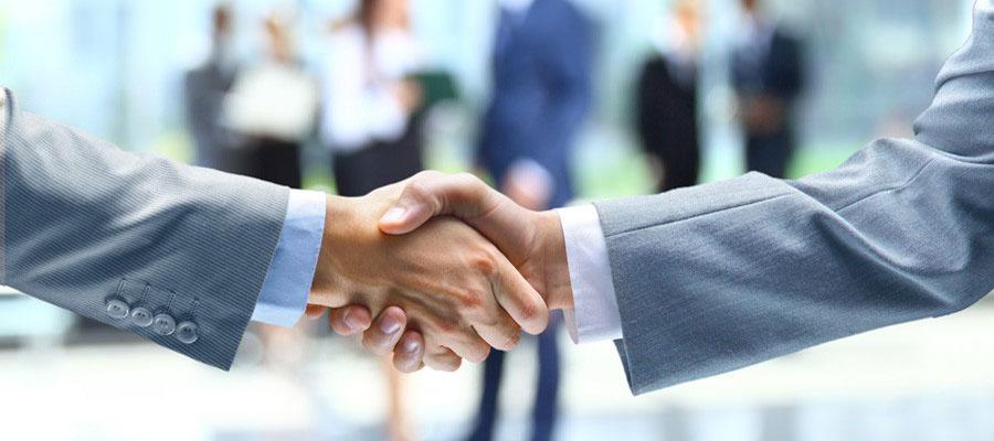 Apreton de manos - handshaking