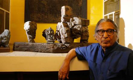 Balkrishna Doshi gana Premio Pritzker 2018