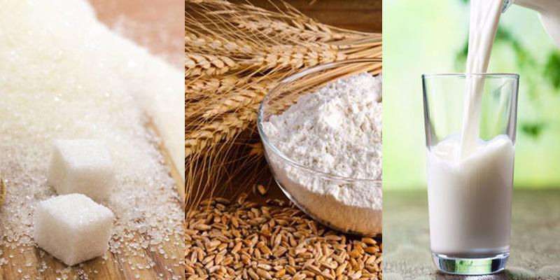 azucar-trigo-leche