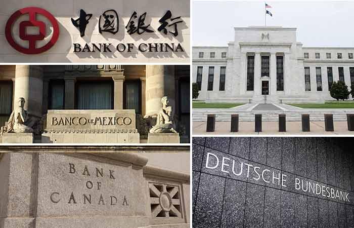 5 banks