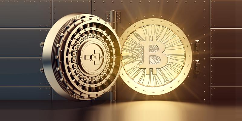 Bóveda de Bitcoin