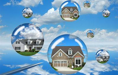 Burbuja inmobiliaria: el oro.
