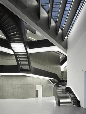 Zaha Hadid arquitects