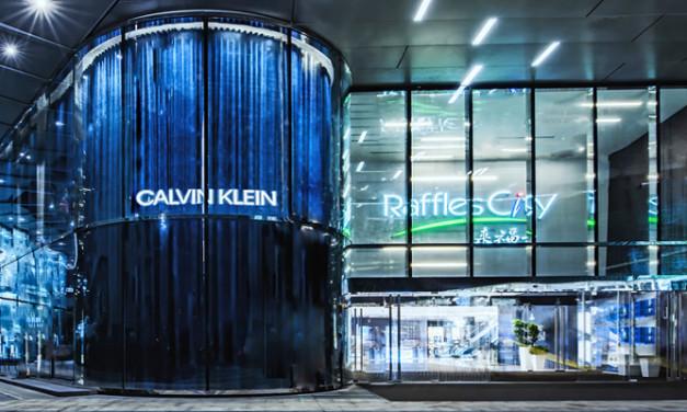 Calvin Klein, Inc. abre tiendas en Shanghái y Düsseldorf
