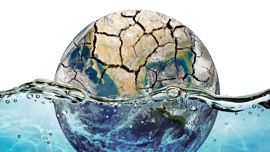 planeta seco